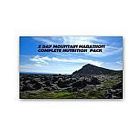 2 Day Mountain Marathon Pack