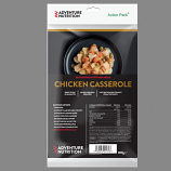 Adventure Nutrition Action Pack, 300g Self Heating Meal  CHICKEN CASSEROLE