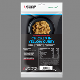 Adventure Nutrition Action Pack, 300g Self Heating Meal  CHICKEN IN YELLOW CURRY