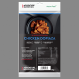 Adventure Nutrition Action Pack, 300g Self Heating Meal CHICKEN DOPIAZA