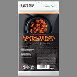 Adventure Nutrition Action Pack, 300g Self Heating Meal MEATBALS & PASTA